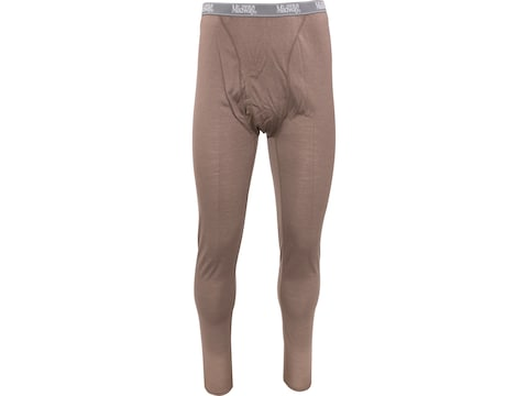MidwayUSA Men's Lightweight Merino Wool Base Layer Pants
