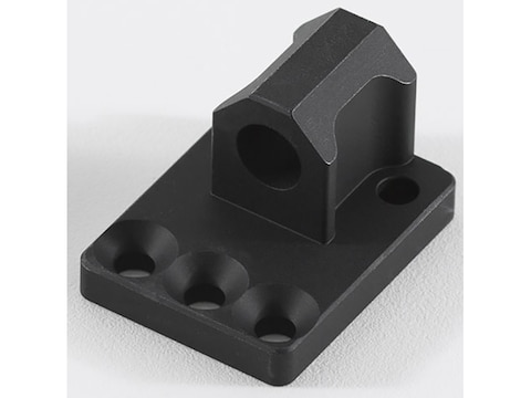 Kinetic Research Group Harris S-Series Bipod Direct Mount Wide Aluminum Black