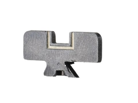 Ruger Rear Sight Blade High with White Outline Notch Ruger Super Redhawk 44 Remington M...