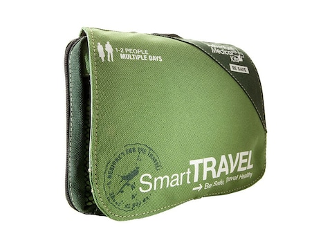 Adventure Medical Kits Smart Travel 1-2 Person First Aid Kit