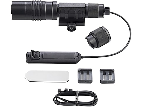 Streamlight ProTac Rail Mount HL-X Weapon Light with Red Laser with 2 CR123A Batteries ...