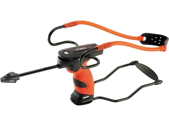 Barnett Cobra Slingshot Polymer Handle Red and Black