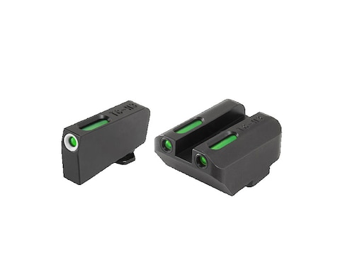 TRUGLO TFX Sight Set Suppressor Height Glock 20, 21, 25, 29, 30, 31, 32, 37, 40, 41 Tri...