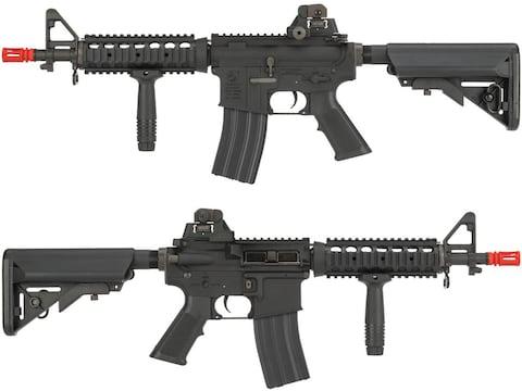 Colt M4 AR-15 CQB-R AEG Airsoft Rifle