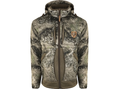 Drake Non-Typical Men's Heavyweight Stand Hunter's Silencer Insulated Scent Control Jacket