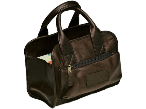 Wild Hare 4-Box Shell Bag Leather