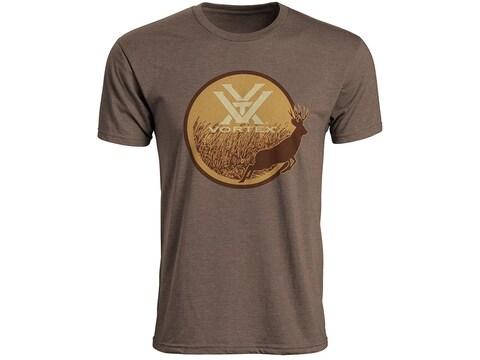 Vortex Optics Men's Buck Chest Logo Short Sleeve Shirt