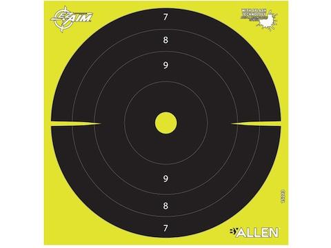 EZ-Aim Non-Adhesive Splash Bullseye Target