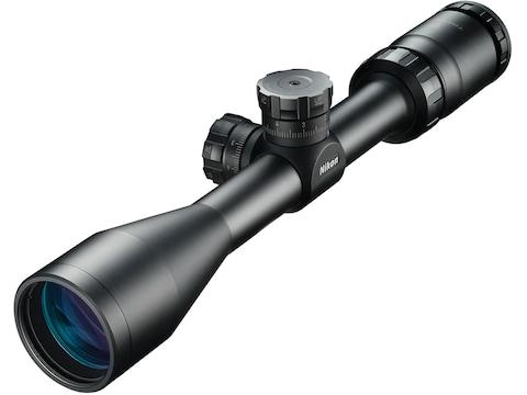 Nikon P-Tactical Rifle Scope 3-9x 40mm MK1-MRAD Reticle Matte