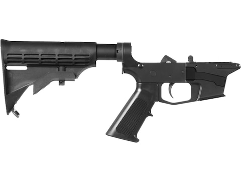 CMMG Resolute 100 MK17 Lower 9mm Luger Receiver