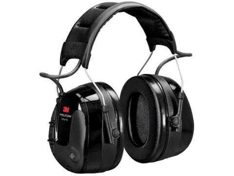 Peltor ProTac III Headset (NRR 26dB) Black