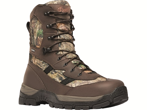 """Danner Alsea 8"""" Hunting Boots Leather/Synthetic Men's"""