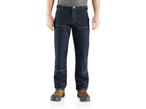 Carhartt Men's Relaxed Fit Holter Dungarees Cotton/Poly/Spandex