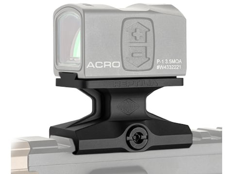 Reptilia DOT Aimpoint ACRO Mount Lower 1/3 Co-Witness Height Aluminum