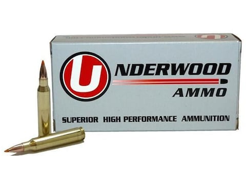 Underwood Ammunition 223 Remington 60 Grain Nosler Ballistic Tip Box of 20