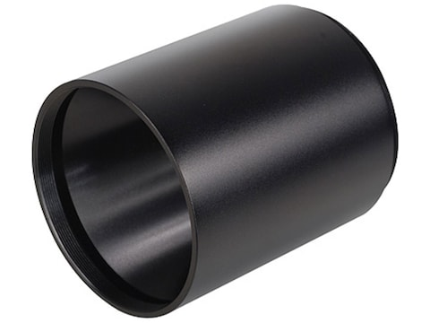 """Nightforce 3"""" Sunshade 52mm for Competition Scope Matte"""
