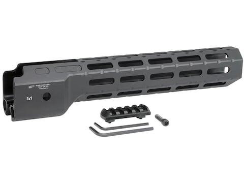 """Midwest Industries Combat Rail M-Lok Handguard Ruger PC9 12"""" Aluminum Black"""
