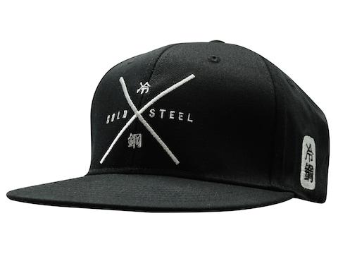Cold Steel Logo Cap Black