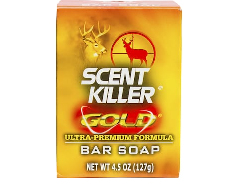 Wildlife Research Center Scent Killer Gold Scent Elimination Bar Soap 4.5 oz