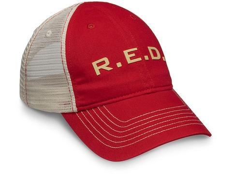 Vortex Optics Men's R.E.D. Cap Polyester Red