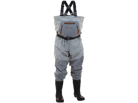 Frogg Toggs Hellbender Bootfoot Chest Waders Nylon Men's