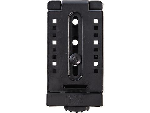 Comp-Tac PLM V2 Belt Locking Clip Polymer Black