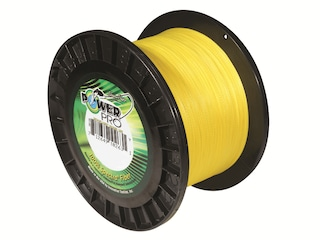 Power Pro Spectra Braided Fishing Line 8lb 300yd Yellow