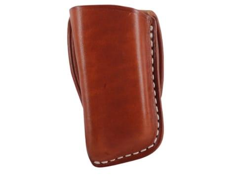 El Paso Saddlery Single Magazine Pouch Double Stack Magazine Leather