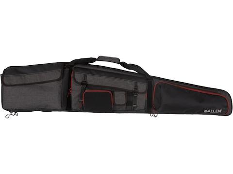 "Allen Gear Fit Mag Rifle Case 50"" Black/Gray"
