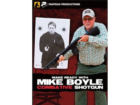 "Panteao ""Make Ready with Mike Boyle: Combative Shotgun"" DVD"