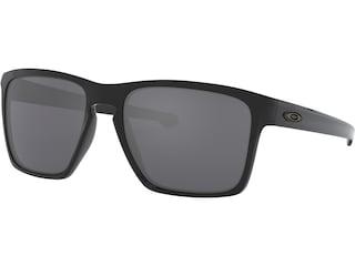 Oakley Sliver XL Sunglasses Polished Black Frame/Black Iridium Lens