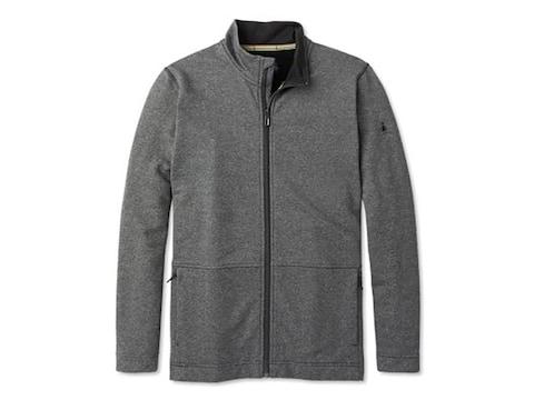 Smartwool Men's Merino Sport Fleece Full-Zip Jacket Polyester/Merino Wool