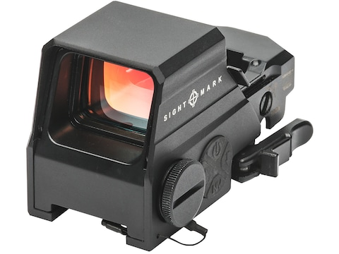 Sightmark Ultra Shot M-Spec LQD Reflex Sight 1x 65 MOA Circle Dot Crosshair Reticle