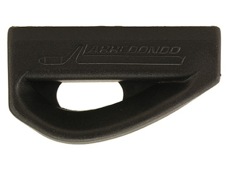 Arredondo Enhanced Slip-On Extended Magazine Base Pad AR-15 Polymer Black