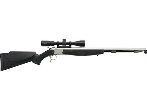 "CVA Optima V2 Muzzleloading Rifle 50 Caliber with Accessory Kit 3-9x40mm Scope 26"" Stai..."
