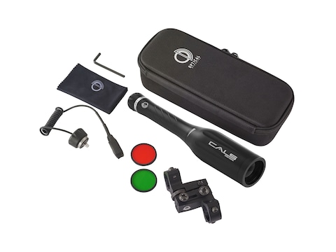 Optical Dynamics Illuminator Weapon Light Kit LED with 2 CR123A Batteries with Remote P...