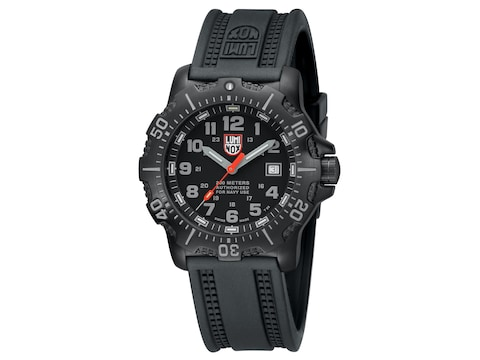 Luminox A.N.U. Watch PVD Steel/Signature Polyurethane Black/Gray