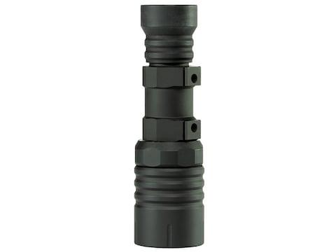 Modlite PLHv2-18350 Weapon Light with 2 18350 Batteries Aluminum Black