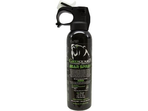 Griz Guard Bear Spray 7.9 oz Aerosol With Holster