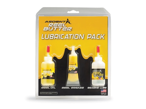 Ardent Reel Butter Lubrication Pack