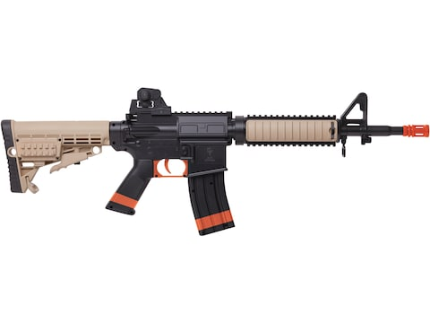 Game Face Elite Renegade California Compliant Spring Powered Airsoft Rifle