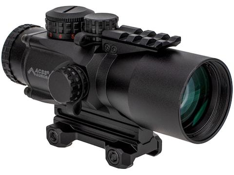 Primary Arms SLx Gen III 5x 36mm Prism Scope Illuminated ACSS-AURORA Reticle Matte