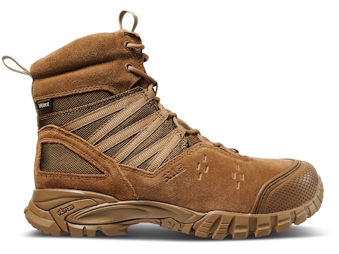 5.11 Union Waterproof Tactical Boots Suede