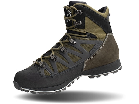 "Opened Package - Crispi Thor II GTX 8"" Hunting Boots Leather Olive/Black Men's 9 EE"