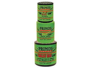 """Primos """"The Can"""" Family Deer Call Pack"""