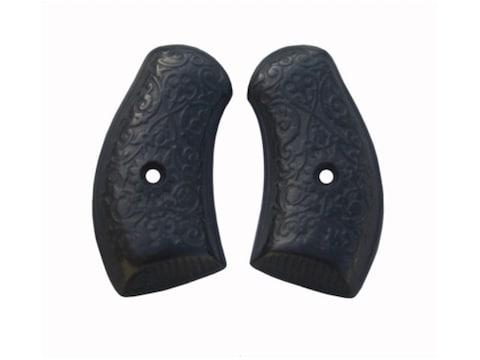 Vintage Gun Grips H&R American Double Action 32 Caliber Polymer Black