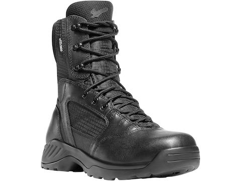 "Danner Kinetic 8"" Side-Zip GORE-TEX Tactical Boots Leather Men's"