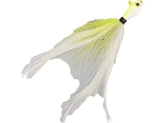 Jenko Fishing Big Wig Jig Chartreuse Shad 1/2 oz