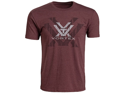 Vortex Optics Men's Double Logo Short Sleeve Shirt