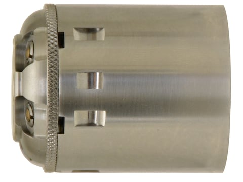 Howell Conversions Cylinder 44 Caliber Pietta 1858 Remington Army Steel Frame Black Pow...